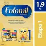 Fórmula Infantil Enfamil Etapa 1, 0 A 6 Meses, Paquete 1.9kg