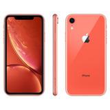 iPhone Xr 128gb, 12x S/juros, Lacrado Novo 1 Ano De Garantia