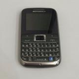 Lote 10 Celular Motorola Motokey Ex116 S/ Bateria/acessorios