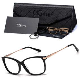 Armaçao De Oculos Feminino - Óculos em São Paulo no Mercado Livre Brasil 5c14b6df7b