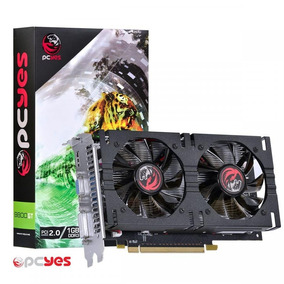 Placa De Video Nvidia 9800gt 1gb Ddr3 256bits Pronta Entrega