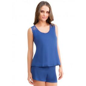 Pijama Fresca Short Y Blusa Tallas Extra 3520