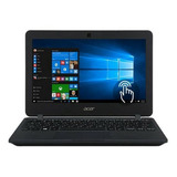 Nb Acer Intel / 4gb/32ssd Solido /11 Touch