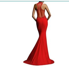 Vestidos corte sirena de gala