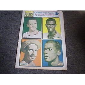[ns] # O Globo Sportivo N/671 - 22/12/1951 #