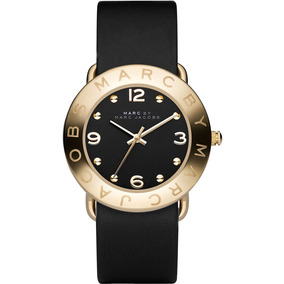 Relógio Marc Jacobs Ladies Black Gold - Mbm1154