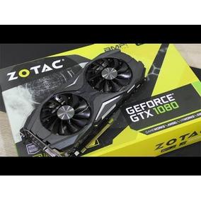Geforce Gtx 1080 Zotac Amp 8gb
