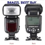 Flash Triopo Tr-950 600ex Canon+ Garantia+12x S Juros
