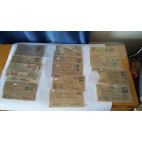 Lote Com 20 Envelopes Transparentes Rhm. Frete Grátis.