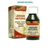 Jarabe Natural 200cc Apto Diabéticos O Con Miel Expectorante