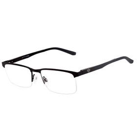 2f73b03731a76 Armação Óculos De Leitura Preto Masculino - Óculos no Mercado Livre ...