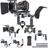 Estabilizador Soporte Para Hombro Cámara Dslr Canon Nikon