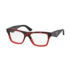 Oculos Prada 54g Vermelho Branco Armacoes - Óculos no Mercado Livre ... 8e267116d2