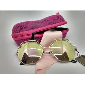 Óculos De Sol Masculino Feminino C estojo Kit 10un.atacado 8cf0044d0a
