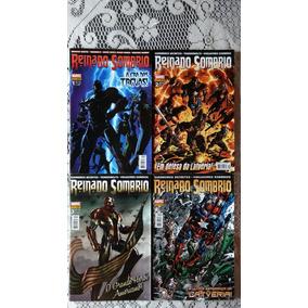 Vingadores Reinado Sombrio Panini ( 18 Edições )