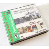 Final Fantasy Chronicles Ps1 Nuevo Y Sellado