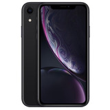 iPhone Xr Apple 256gb Retina Lcd 6,1 Ios 12 12mp + Nf Preto
