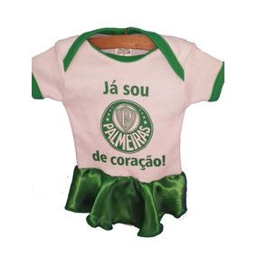 Roupas Bebe Time Palmeiras - Roupas de Bebê no Mercado Livre Brasil 017b726d45abb