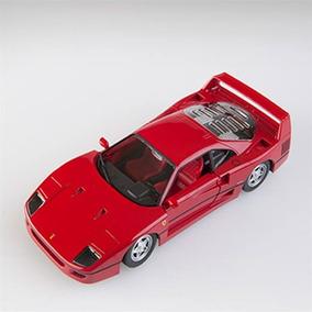 Miniatura Ferrari F40 1987 Vermelha