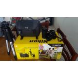 Kit Camara Nikon D3400