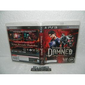 Shadows Of The Damned Original Midia Fisica Completa P/ Ps3