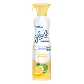 Glade Refresh-air Citrico Refrescante Regular 275 Ml