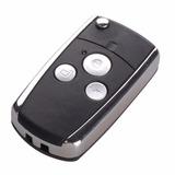 Chave Canivete Honda Lamina Virgem + Caixa Com 3 Botões