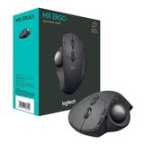 Mouse Inalámbrico Logitech Mx Ergo Trackball Windows Mac