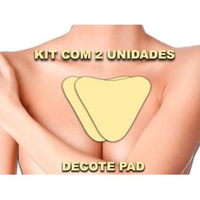 Decote Pad Pacote C/2 Adesivos P/ O Colo Anti Rugas Dermarol