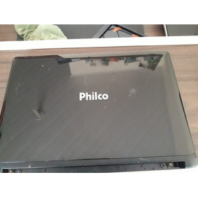 Carcaça Completa Notebook Philco 14d