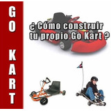 Manuales Y Planos Para Construir Tu Karting O Buggy Casero