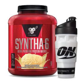 Proteina Syntha 6 Bsn 5lb Vanilla Ice Cream + Shaker Gratis