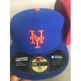 Boné New Era New York Mets Tamanho 7 3 8 eda7088ec19
