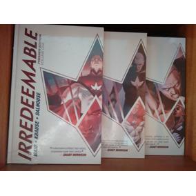 Coleção Irredeemable Oversized(3 Volumes)