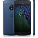 Smartphone Motorola Moto G5s Plus Xt1802 Azul Topázio 32gb,
