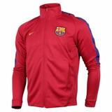 Chaqueta Nike Club Barcelona Oficial 2018 Aceptó Cambios e282c5abbcd