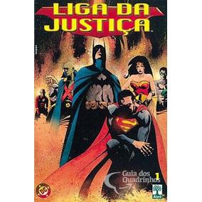Liga Da Justiça - 2002 - Coleção Completa