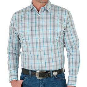 Camisa Wrangler Importada Masculina Tamanho - Camisa Masculino no ... 880bc19968e