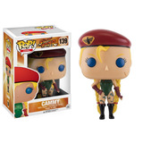 Xion Funko Pop Juego Street Fighter - Cammy