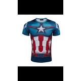 Camisa Capitán América
