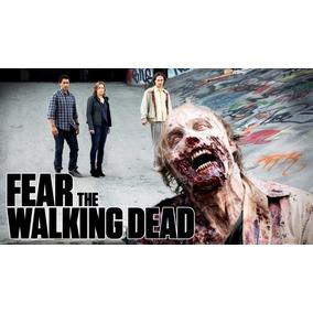 Série Fear The Walking Dead 4ª Temp. (leia Todo O Anúncio )