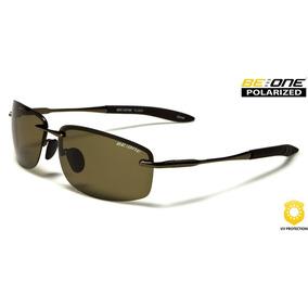Gafas Polarizadas Be-one Filtro Uv Marco D Niquel + Obsequio