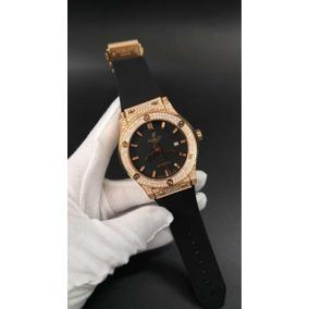 753ef77e9f9 Cravejador De Cumeeira Masculino Hublot - Relógios De Pulso no ...
