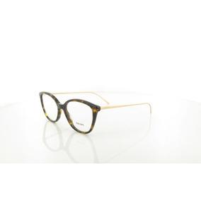 61790f123 Armacao Oculos Feminino Grau Acetato Prada - Óculos no Mercado Livre ...