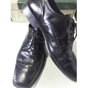 Zapato De Cuero De Vestir C/cordon N° 43 - Usado 1 Uso!!
