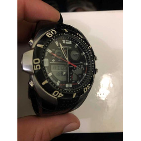 5dcc1e24ab4 Relógio Citizen Js2060 08e Promaster Com Sensor Temperatura ...
