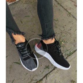 6651a1e71f6 Zapatillas Adidas Tubular Mujeres - Ropa y Accesorios en Mercado ...