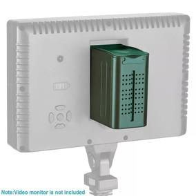 Case Bateria Para Câmera E Monitores Compatível Np F-970