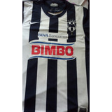 Jersey Rayados De Monterrey. Local Temporada 2012-2013