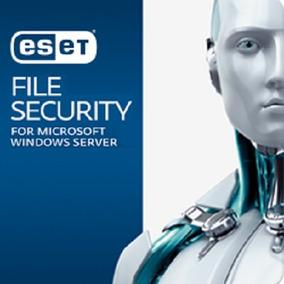 Eset File Security 2019 1 Ano 1 File Server ... Leia!